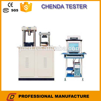 YAW-300B cement Compression and flexural testing machine with computer control+function of compression testing machine