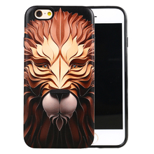 Wholesale blank sublimation case for iphone 6 6s, custom cell phone case for iphone