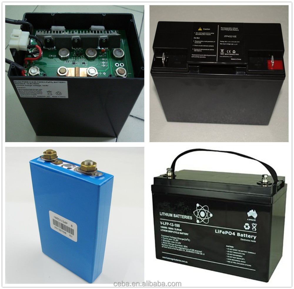 lifepo4 300v 100ah batteries