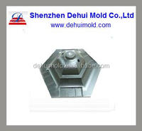 Automotive Metal Aluminum Die Casting Motor Components for lamp housing