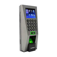 highly expandable biometric fingerprint time attendance and access control system