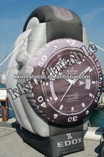 Inflatable Watch Model For Advertisement And Promotion