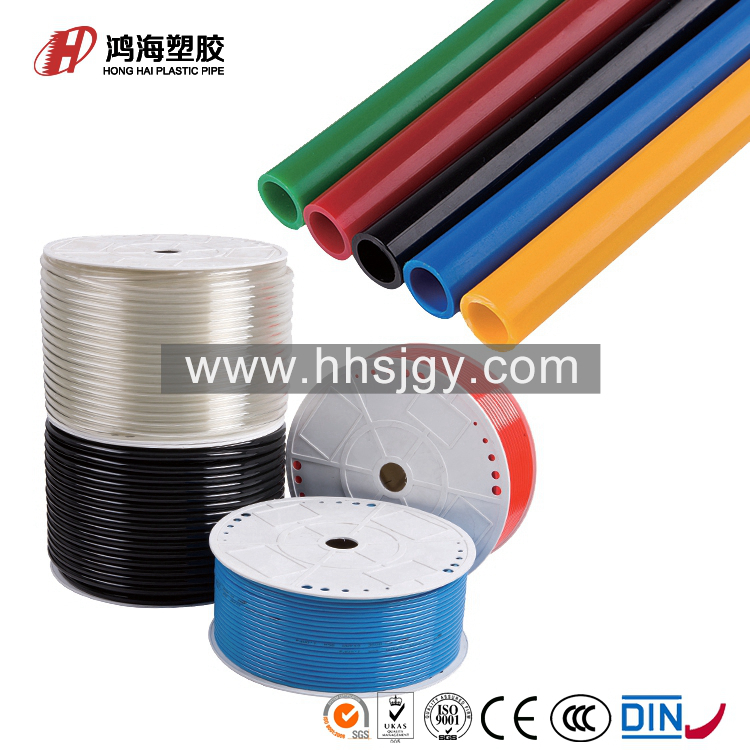 HH-C-10513 200m water hose colorful silicone tube/hose/pipe