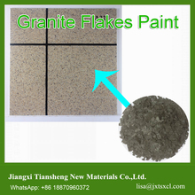 Exterior Tough Liquid Granite Stone Paint Waterborne stone effect spray paint interior and exterior natural stone coating