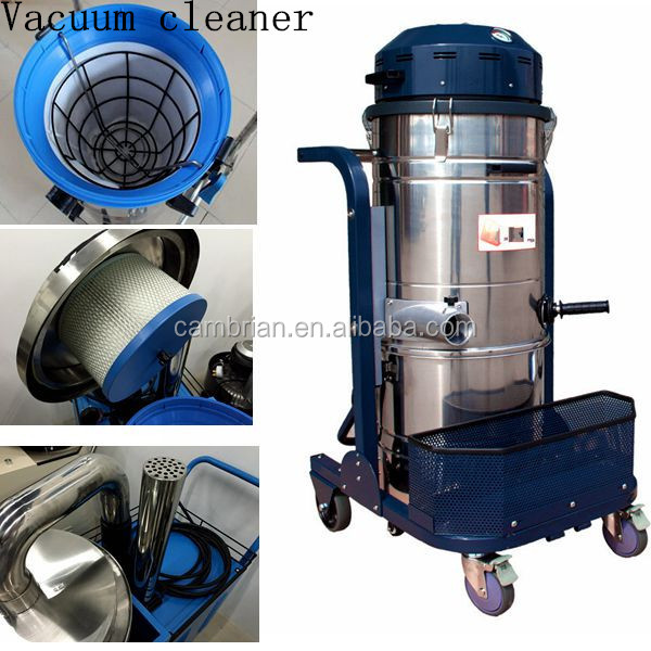 low noise 60L/80L dry vacuum cleaner with wet and dry