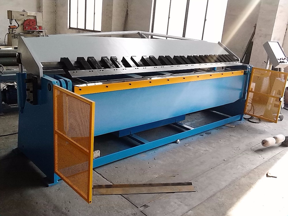 manual folding machine hand bender hand folder