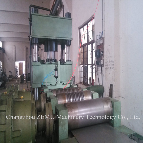 Transformer Radiator Fin Hydraulic Automatic Rolling Forming Machine