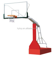 Popular Cheap Flat Box with Tempered Basketball Frame