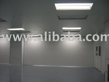 Pharma Panels, Pharma Wall Partition, Biological Partition System, Biological Wall, Biological sandwich panels, GMP wall system