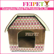 wholesale custom plush heated dog house factory