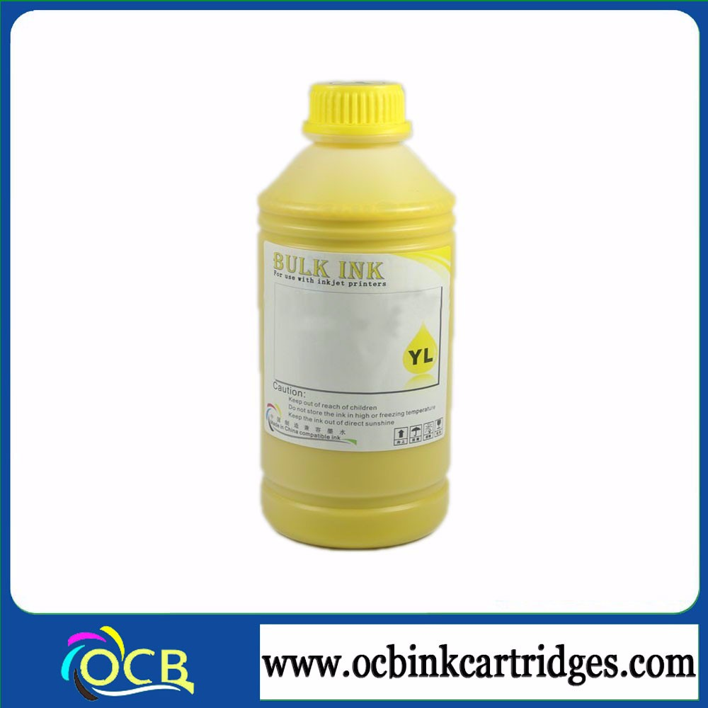 Water Based Textile Pigment Ink Ink For Epson 9400 9450 Digital Printing Printer