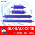 Ozone generator cell water cooled enamel tube ozone generator
