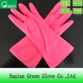 cheap pvc glove/waterproof gloves