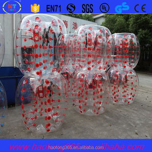 2017 Latest hill/hydro/aqua/aero inflatable zorbing balls for kid