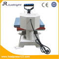 Tshirt cloth heat press machine in China with CE