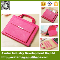 PU Leather Tablet Carry Case bag for IPAD1/2/3/4