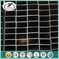 Welded Hollow Section Rectangular Pipe For Building Material