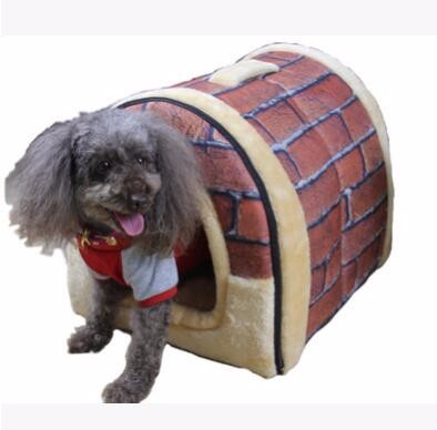Favorites compare cute warm soft pet bed pet house dog house