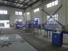 Monoblock bottled drinking water production line