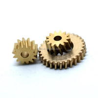 good quality brass bicycle gear set