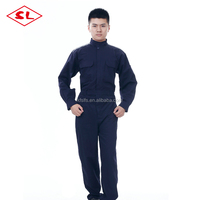 All Season Cotton Safety Overalls Workwear