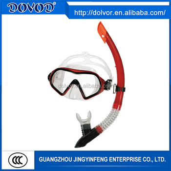 Swimming & siving products diving equipment swim mask and snorkel set