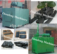 hard wood charcoal making machine / carbonization oven (skype:zhoufeng1113)