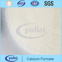 china supplier high purity and quality calcium formate concrete