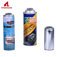 Tinplate 200ml aerosol can refill aerosol spray bottle