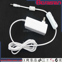 15W 5V 3A Power adapter with on/off switch on the line adapter in shenzhen