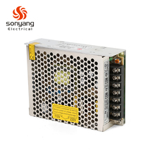 Sonyang Manufacture Dual Output Series <strong>D</strong>-30W-A 12v 10 amp Power Supply 12v 30 amp Power Supply dual output power supply 12v 24v