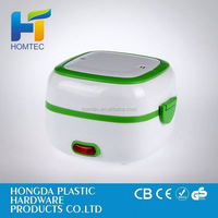 pp food grade multi-functional electric lunch box ,plastic weatherproof boxes