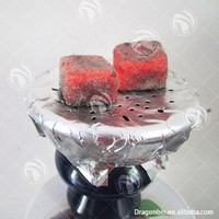 eco-friendly green charcoal for shisha ,factory direct best quality of cube coal