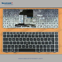 China Suppliers Laptop Brazilian Keyboard for HP EliteBook 8470p