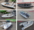 Chinese supplier small outboard boats high speed passenger boats motor boat