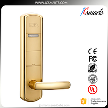 best door locks with hotel card key lock software