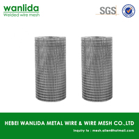 SGS galvanized cage welded mesh for sale