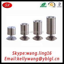 China Factory Custom Alloy Steel Table Leg Base For Furniture