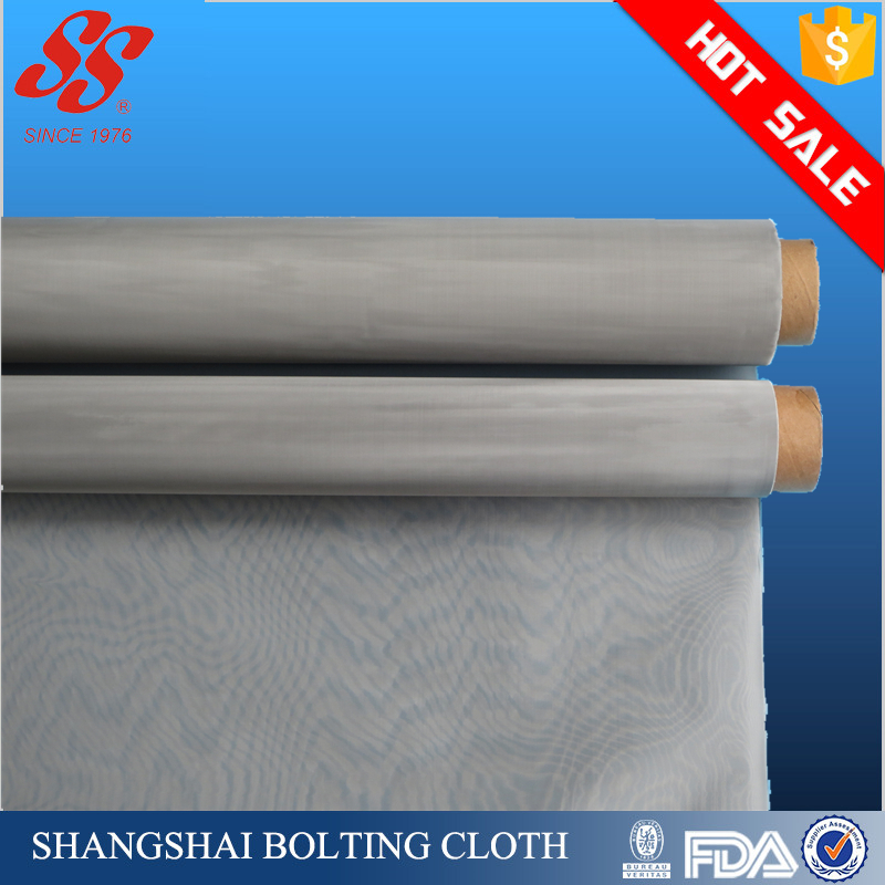 Alibaba China 316l Stainless Steel Fine Mesh Elastic Metal Mesh Fabric