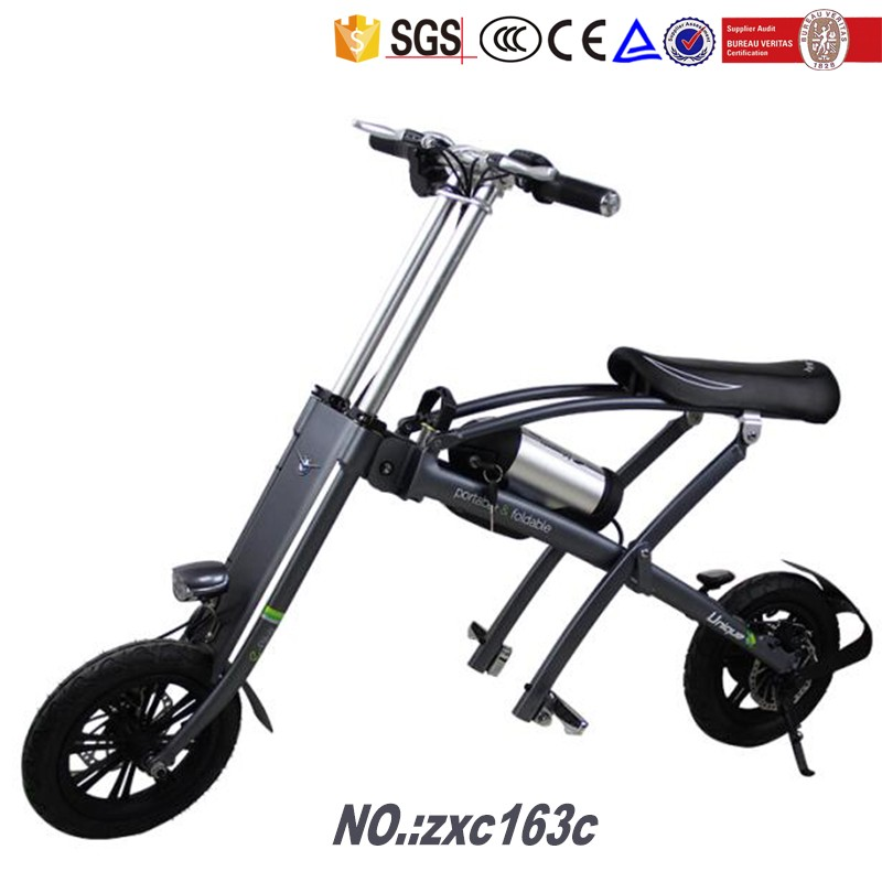 2016 new style Electric bike Chinese factory E-bike/ folding Electric bike