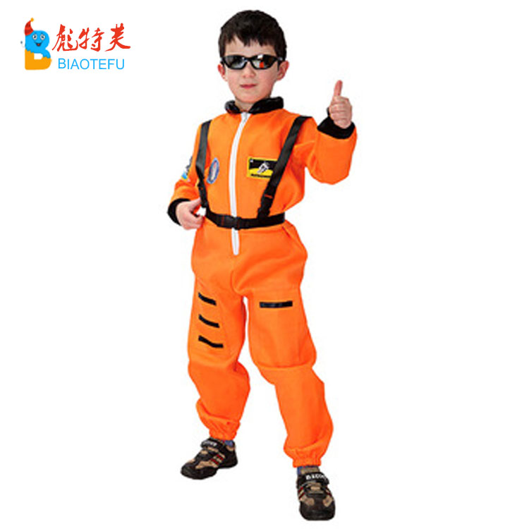 children halloween costumes kids carnival cosplay pilot onsie costumes party cosplay costumesCM-2079