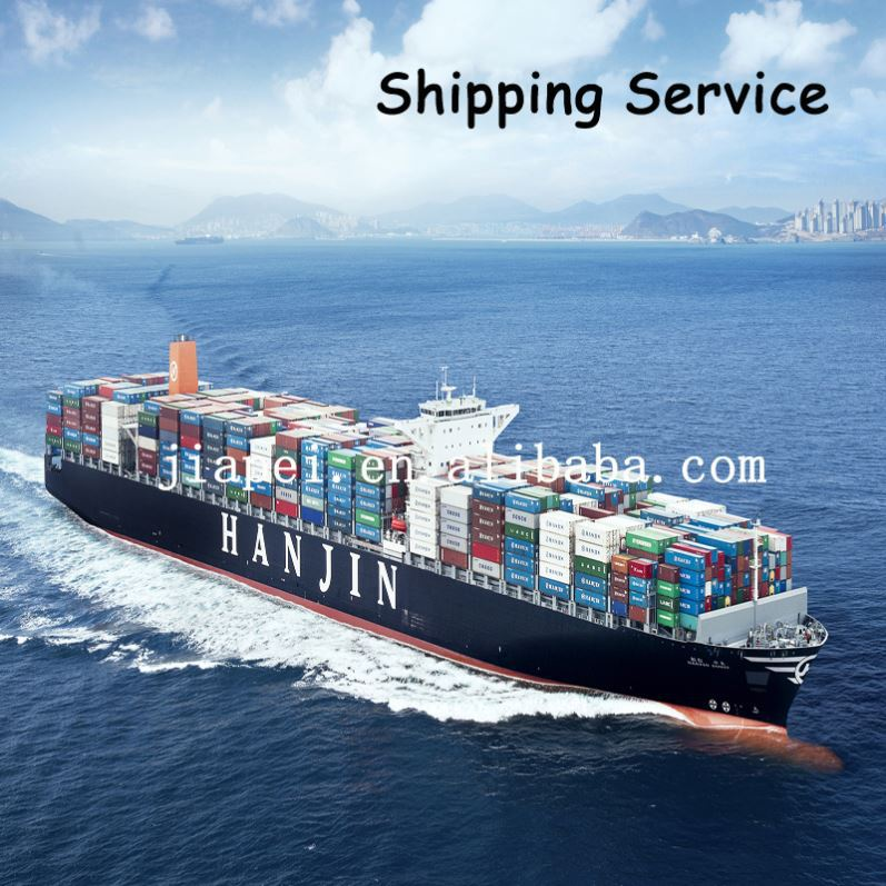 Low Tax Freight Forwarder Shipping Agent In Guangzhou China shipping service
