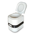 The hot selling high density polyethylene construction plastic portable toilet 10L, 12L, 20L *