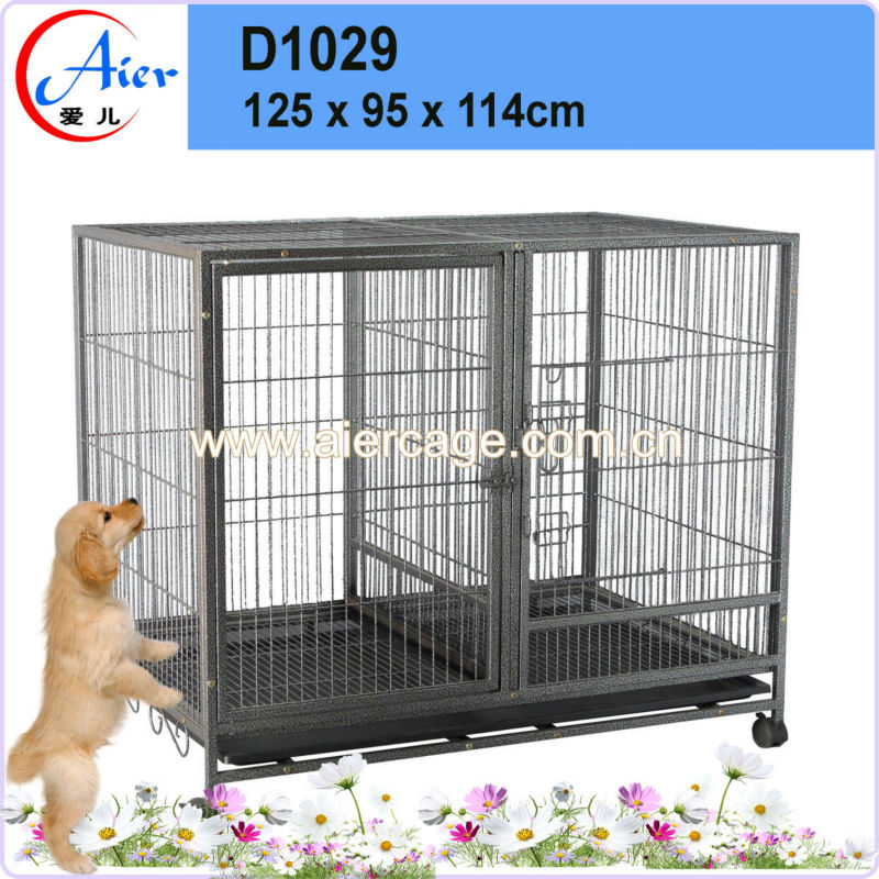 large pet crates kennels cheap dog cages