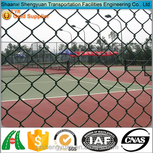 Wholesale Galvanized wire mesh chain link fence roll made /galvanized wire mesh roll wire fencing