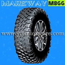 Chinese Manufactory 215/75r15LT Jeep Mud Terrain Tire
