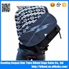 High quality durable running nylon bike messenger bag factory directly with lighting pattern