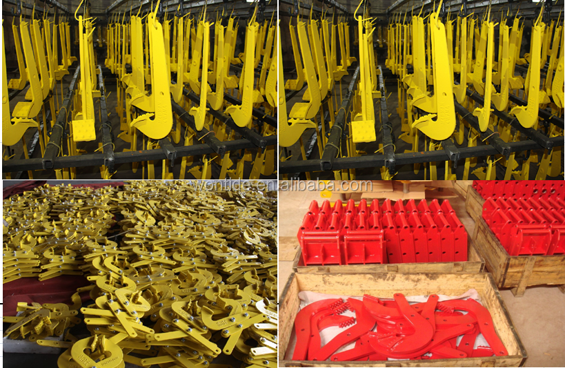 Single Scissor Steel pallet pullers--Hot sale