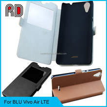 5.2 Inch Mobile Wallet Flip Cover For Alcatel One Touch Idol 4 6055 6055B/H/I/K/Y Leather Case
