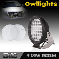 Guangzhou Car Accessories 185w 4x4 Offroad LED Driving Light motorcycle led lights